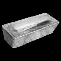 1000 oz lieferbarer Silberbarren von COMEX