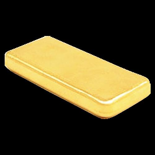 Lingot d'or pur varié de 10 onces