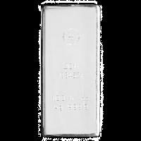 100 oz Royal Canadian Mint Silberbarren