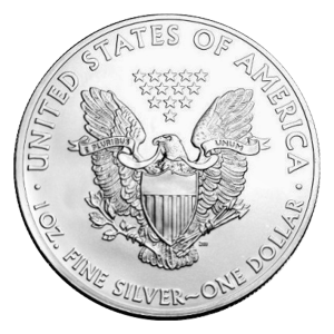 1 oz Random Year American Eagle Silver Coin