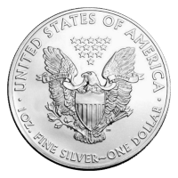 1 oz 2014 Birds of Prey Series | Bald Eagle Silver Coin