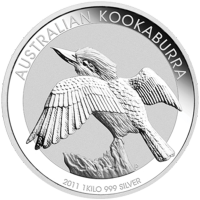 3 oz 2018 25th Anniversary of the Australian Kangaroo Silver Coin Silver Bar