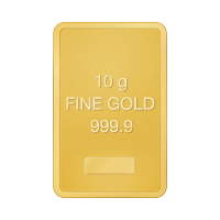 10 g Assorted Gold Bar