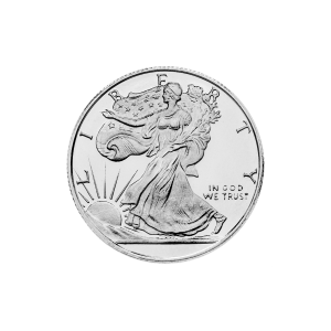 1/4 oz Walking Liberty Silver Round