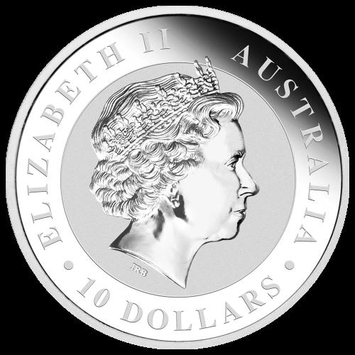 Australischer Kookaburra - Jahr - Gewicht - Reinheit