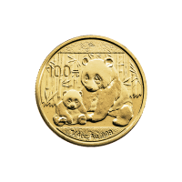 1/4 oz 2012 Chinese Panda Gold Coin