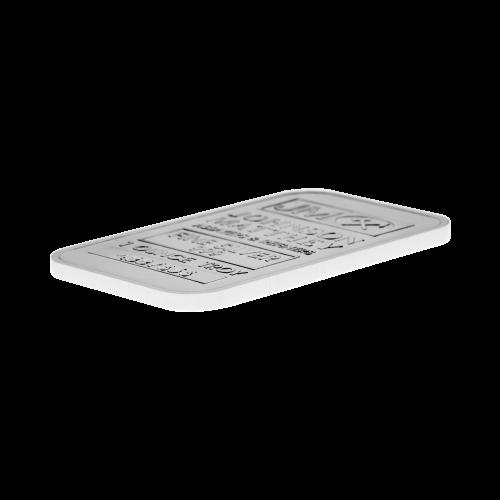 1 oz dünner Silberbarren - Johnson Matthey