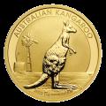 Zlatá mince Australský klokan 2012, 1 oz