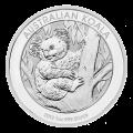 1 oz 2013 Australsk koala sølvmynt