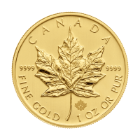 1 oz 2013 Canadian Maple Leaf Gold Coin