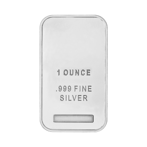 1 oz Assorted Silver Wafer Bar
