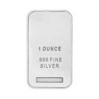 1 oz Assorted Silver Bar