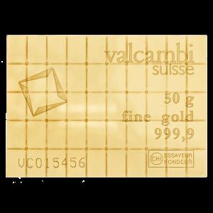 50 غرام (50 ×1غ ) كامبيبار فضية من فالكامبي