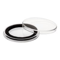Coin Capsule | 47 mm with Ring for 1.5 oz Silver Coin