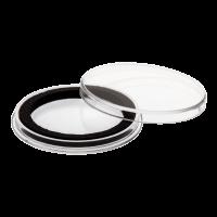 Münzkapsel | 47 mm mit Ring für 1,5 oz Silbermünzen