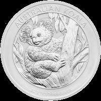 1 kg | kilo 2013 Australian Koala Silver Coin