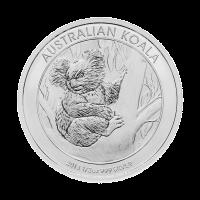 1/2 oz 2013 Australian Koala Silver Coin