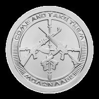 1 oz Silbermedaille - AG-47 - 2013