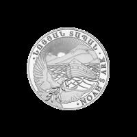 1/4 oz armenische Silbermünze - Arche Noah - 2013
