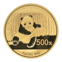 1 oz 2014 Chinese Panda Gold Coin