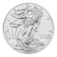 1 oz 2014 American Eagle Silver Coin