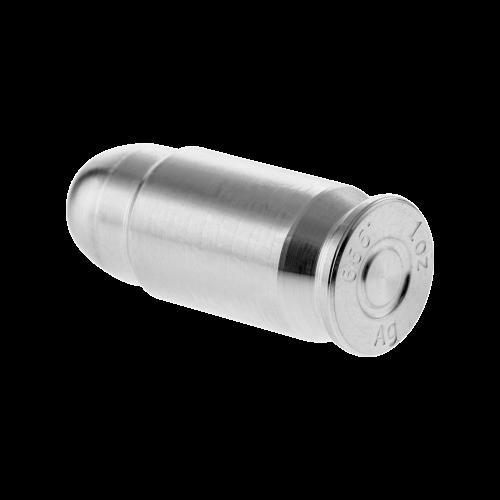 1 oz Silberkugel .45 Kaliber ACP