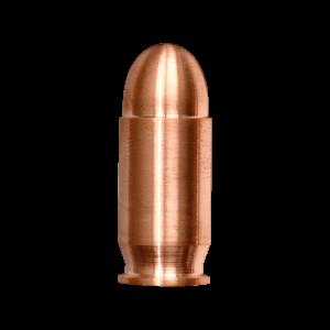 1 oz .45 Caliber ACP Copper Bullet