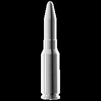 25 oz 20 mm Maschinengewehr Silberkugeln
