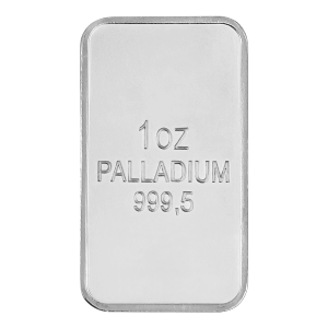 1 oz Assorted Palladium