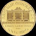 1 oz Random Year Austrian Philharmonic Gold Coin