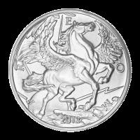 1 oz Silbermedaille - Pegasus - 2013