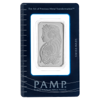 1 oz PAMP Suisse Palladium Bar