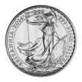 1 oz 2014 Britannia Silver Coin