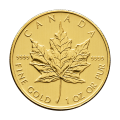 1oz 2010 Canadian Maple Leaf Gold Coin