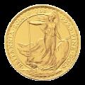 Pièce d'or Britannia 2014 de 1 once
