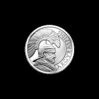 1/10 oz Silbermedaille - Argyraspides