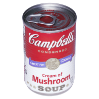 Campbell's Pilzsuppencreme - getarnter Safe