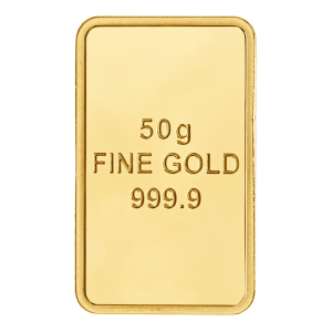 50 g Pure Assorted Gold