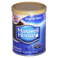 Maxwell House Kanister - getarnter Safe