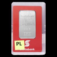 1 oz Scotiabank Platinum Bar