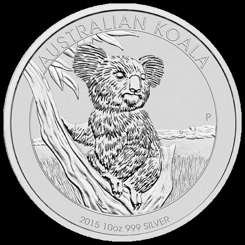 """Abbild der Königin Elizabeth II., nach Ian Rank-Broadley und die Worte """"Elizabeth II Australia 10 Dollars""""  """"Elizabeth II. Australien 10 Dollar"""" und die Initialen des Künstlers."""