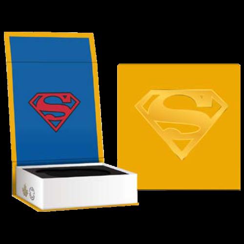 3/4 oz Silbermünze - Superman™ Comicheft Umschläge: Action Comics# 419 - 2014