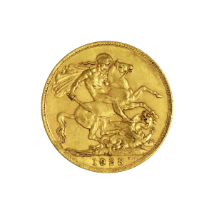 1/4 oz Random Year Sovereign Gold Coin
