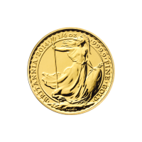1/4 oz Goldmünze - Britannia - 2014