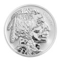 1 oz Buffalo Silver Reverse Proof Round