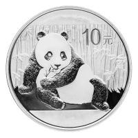 1 oz 2015 Chinese Panda Silver Coin