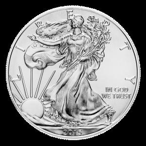 1 oz 2015 American Eagle Silver Coin