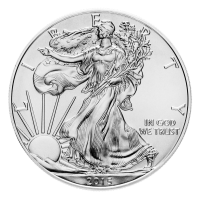 1 oz 2015 American Eagle Silver Coin
