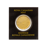 1 gram 2015 MapleGram25 Single Gold Coin