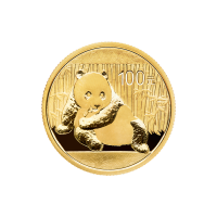 1/4 oz 2015 Chinese Panda Gold Coin